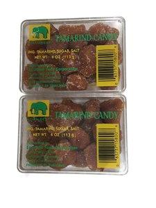 Asian Best Tamarind Candy, Original flavor