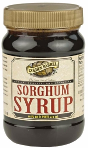 Golden Barrel Sorghum Syrup, 2pk