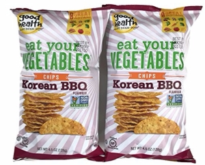 Good Health - Eat Your Vegetables Chips, 2pk - Korean BBQ