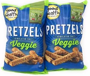 Good Health - Veggie Pretzels, 2pk
