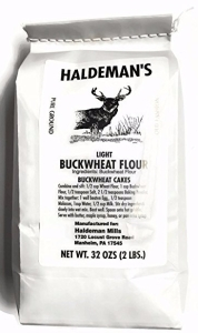 Haldeman Mills - Light Buckwheat Flour
