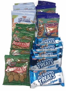 20 Snack Pack