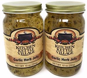 Kitchen Kettle Village - Garlic Herb Jelly