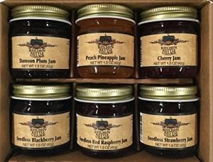 Kitchen Kettle Village Jam 6-pack Variety Sampler 2