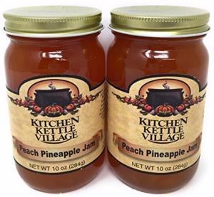 Kitchen Kettle Village - Peach Pineapple Jam
