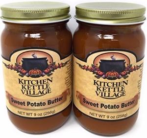 Kitchen Kettle Village - Sweet Potato Butter