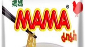 Mama Chand Noodles Logo