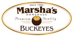 Marsha's Buckeyes Logo