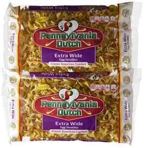 Pennsylvania Dutch Extra Broad Egg Noodles, 2pk