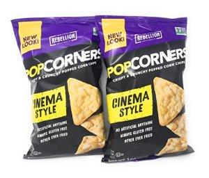 Popcorners - Popped Corn Chips, 2pk - Cinema Style