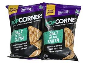 Popcorners - Popped Corn Chips, 2pk - Salt of the Earth