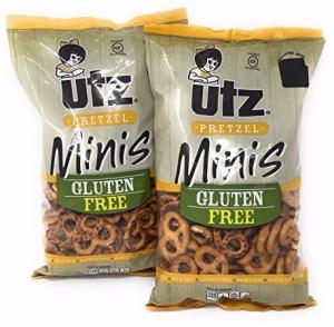 Utz Gluten Free Pretzels, Minis - 2pk