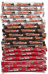 Goetze's Cow Tales, Vanilla, Chocolate and Strawberry Variety, 18pk